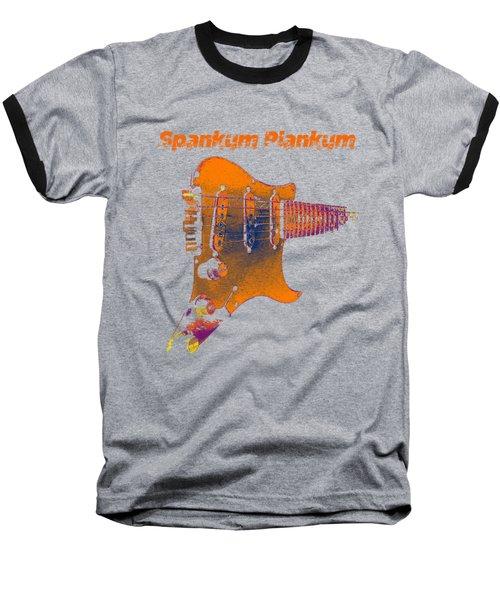Spankum Plankum Baseball T-Shirt