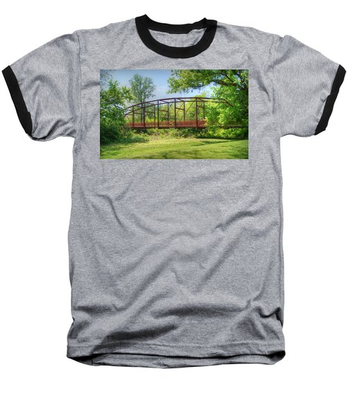 Spanning Time Baseball T-Shirt