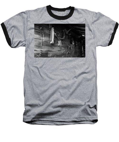 Spare Parts Baseball T-Shirt