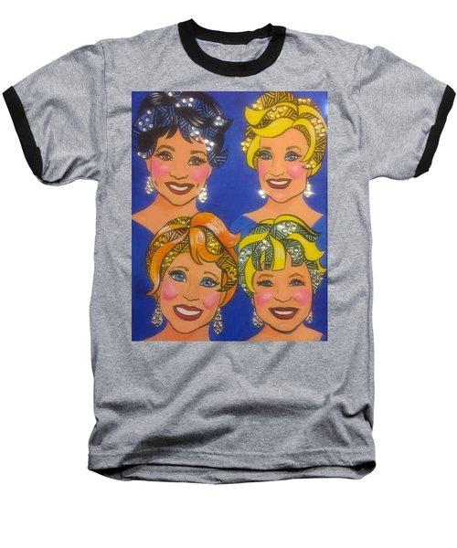 Sparkle Baseball T-Shirt