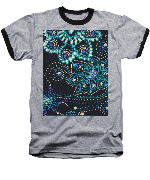 Midnite Sparkle Baseball T-Shirt