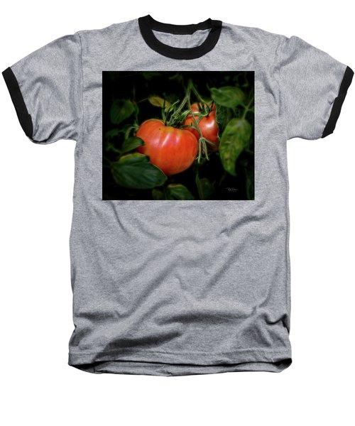 Sparkle Tomatoe Baseball T-Shirt