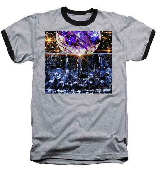 Sparkling Glass Baseball T-Shirt