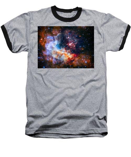 Sparkling Star Cluster Westerlund 2 Baseball T-Shirt