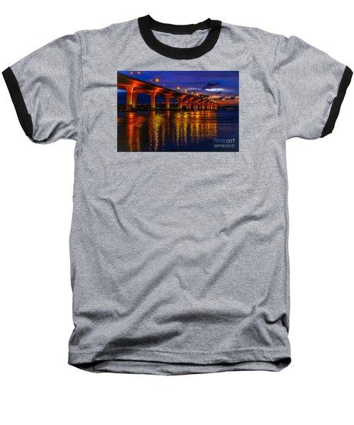 Sparkling Water Baseball T-Shirt