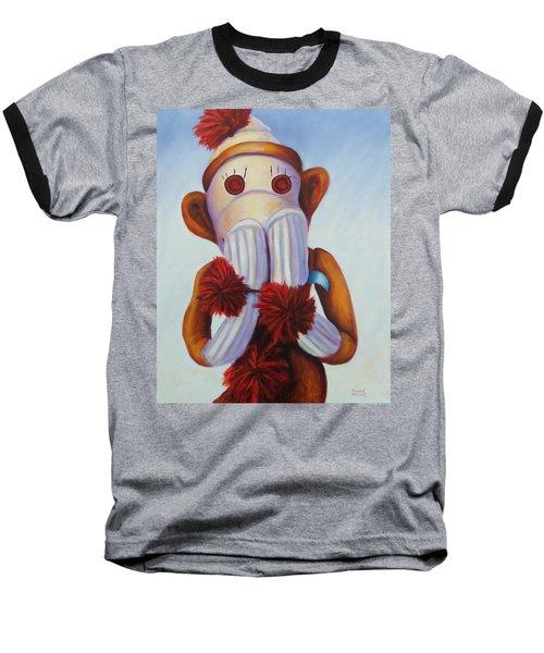Speak No Bad Stuff Baseball T-Shirt