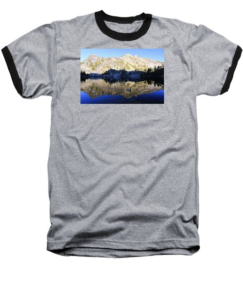 Baseball T-Shirt featuring the photograph Speak Up For All Wildlife  by Sean Sarsfield