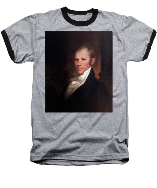 Speakers Of The United States House Of Representatives, Henry Clay, Kentucky  Baseball T-Shirt