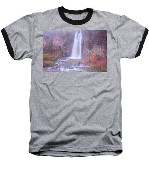 Spearfish Falls Baseball T-Shirt