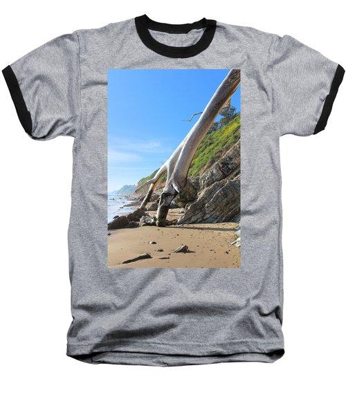 Spears On The Coast Baseball T-Shirt by Viktor Savchenko