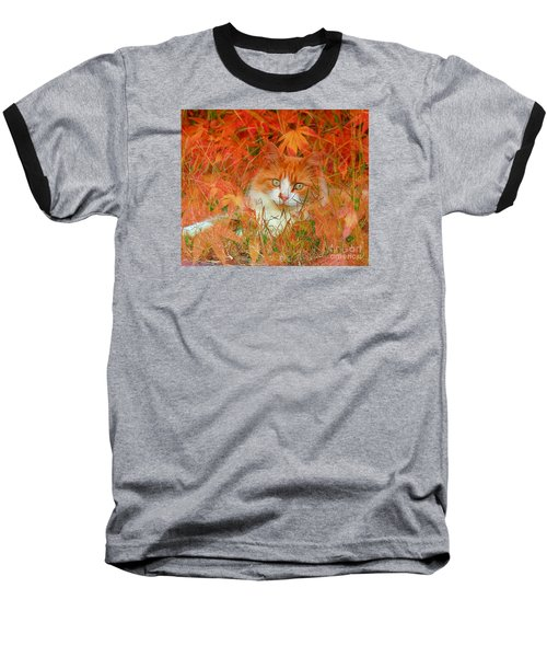 Special Kitty Baseball T-Shirt