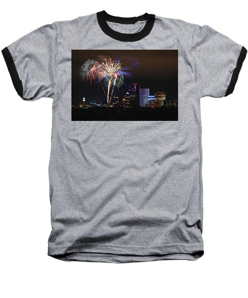 Spectacular Celebration Baseball T-Shirt