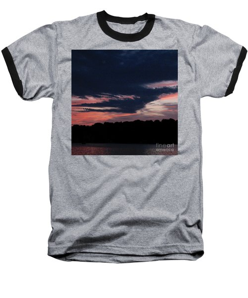 Spectacular Sunset Baseball T-Shirt
