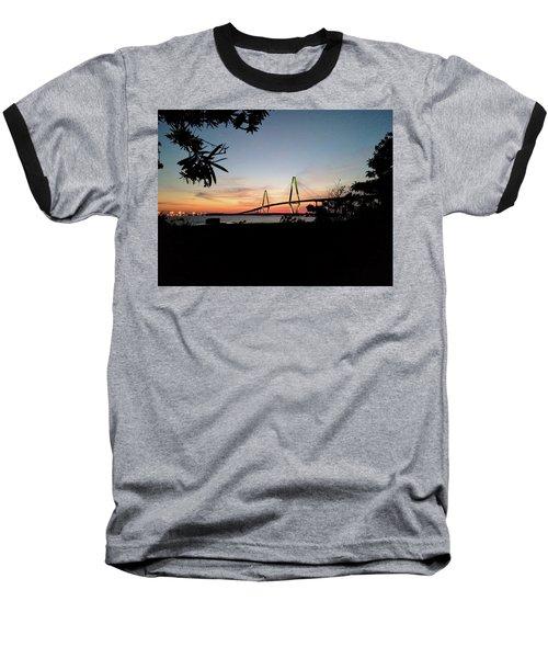 Spectacular Suspension Baseball T-Shirt