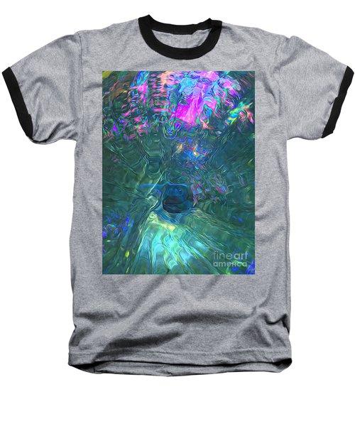 Spectral Sphere Baseball T-Shirt