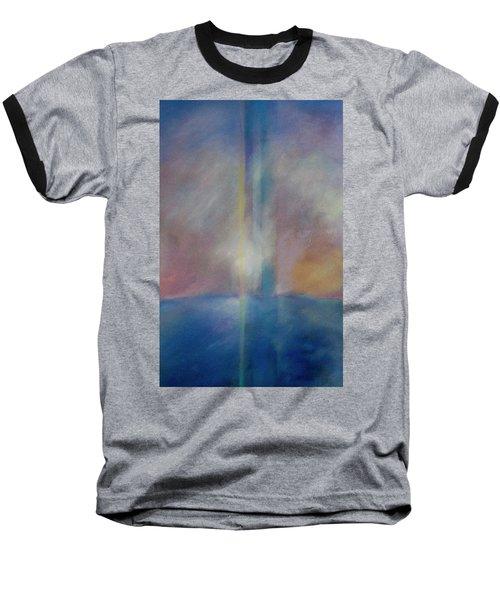 Spectral Sunrise Baseball T-Shirt