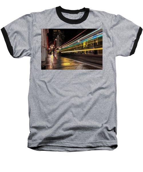 Speed Of Light Baseball T-Shirt