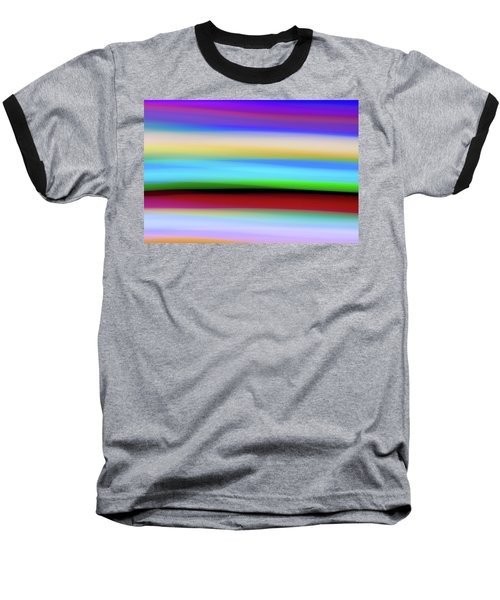 Speed Of Lights Baseball T-Shirt