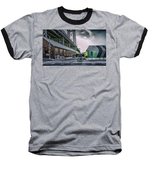 Speed Racer Baseball T-Shirt