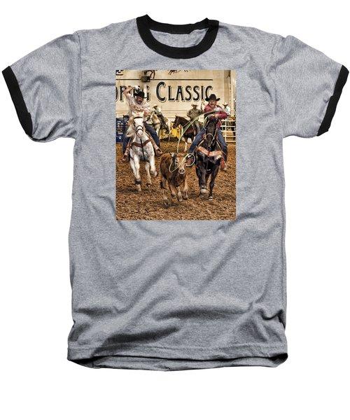 Speed Roping Baseball T-Shirt