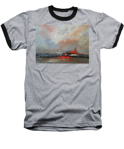 Speeding Baseball T-Shirt