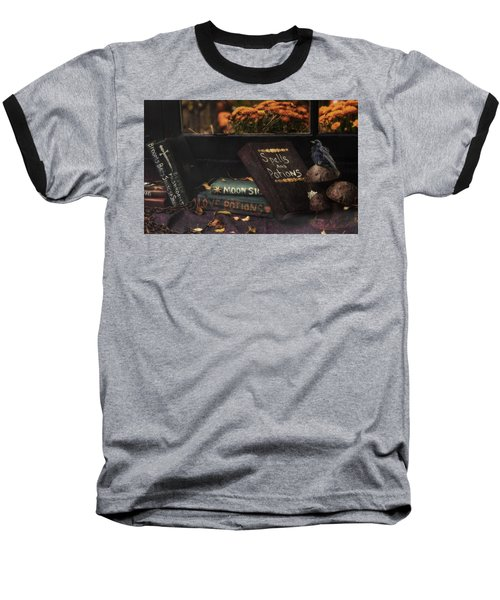Spells And Potions Baseball T-Shirt