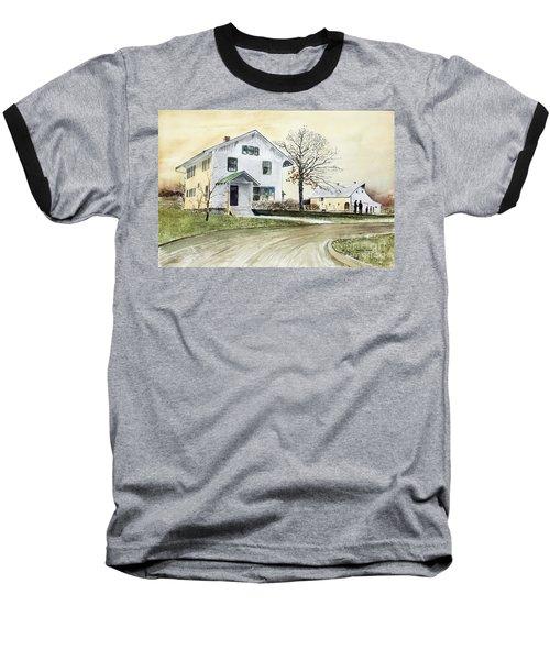 Sperry Homestead Baseball T-Shirt