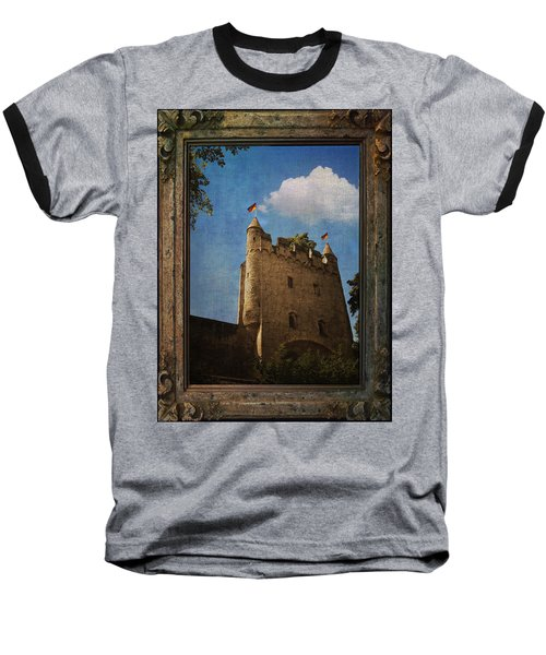Speyer Castle Baseball T-Shirt