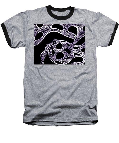 Sphere Night Light Baseball T-Shirt