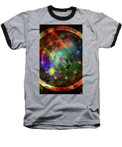 Sphere Of The Unknown Baseball T-Shirt
