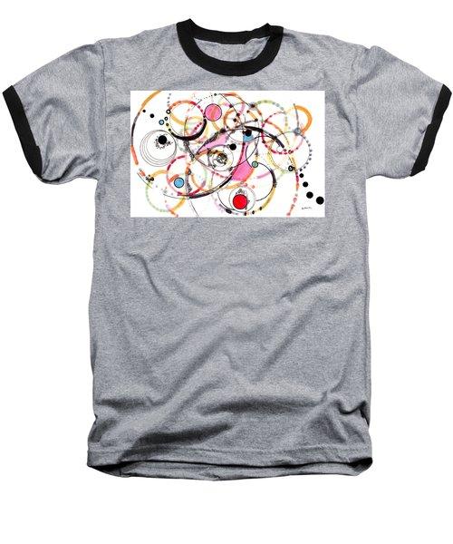 Spheres Of Influence Baseball T-Shirt