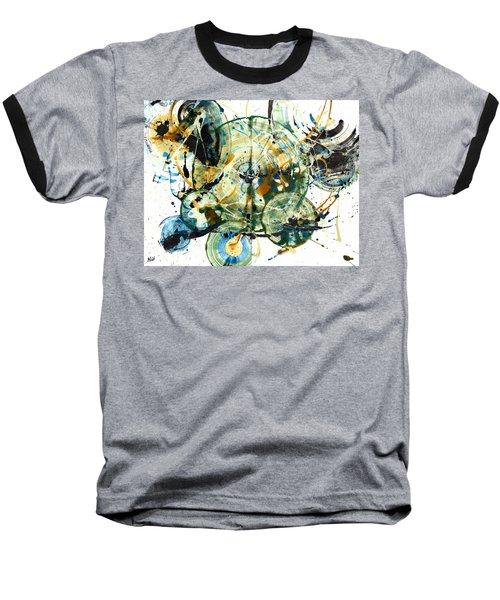 Spherical Joy Series 170.171.011011 Baseball T-Shirt by Kris Haas