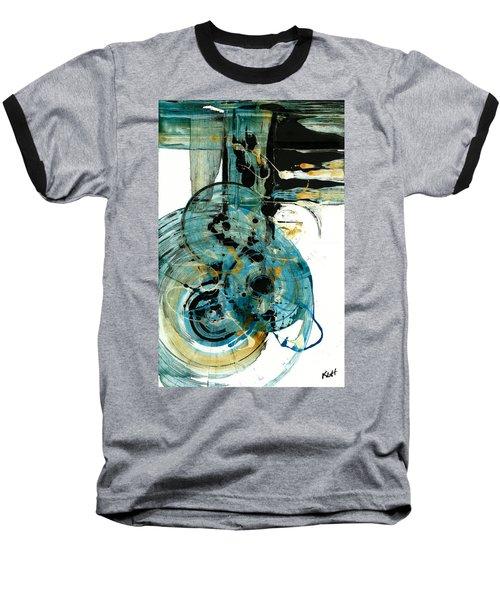 Spherical Joy Series 210.012011 Baseball T-Shirt by Kris Haas