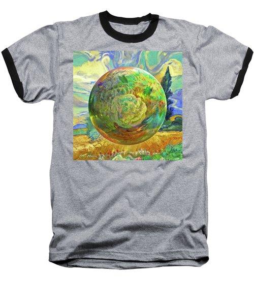 Sphering Of Succulents  Baseball T-Shirt