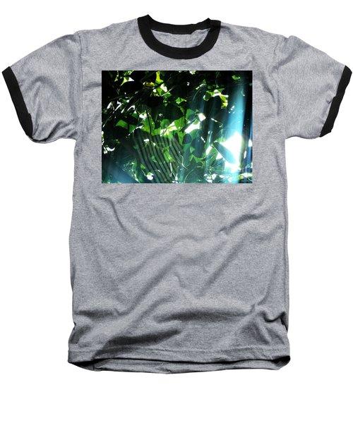 Baseball T-Shirt featuring the photograph Spider Phenomena by Megan Dirsa-DuBois