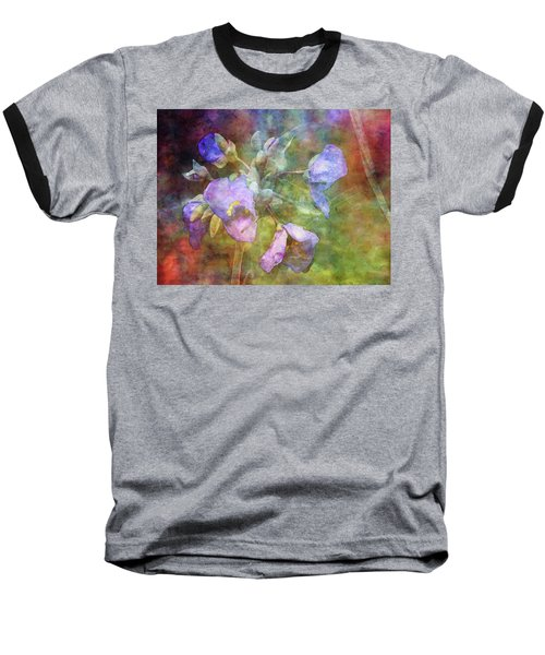 Spiderwort 1398 Idp_2 Baseball T-Shirt