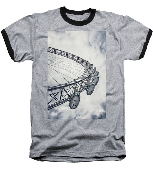 Spin Me Around Baseball T-Shirt