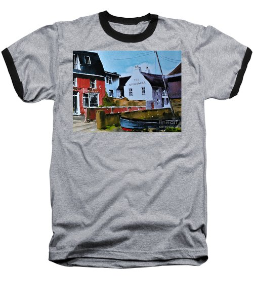 Spinaker In Scilly  Kinsale Baseball T-Shirt