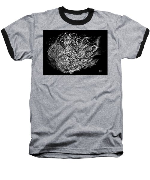 Spindrift Baseball T-Shirt by Charles Cater