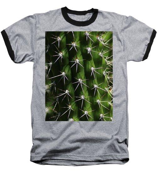 Spine Field Baseball T-Shirt