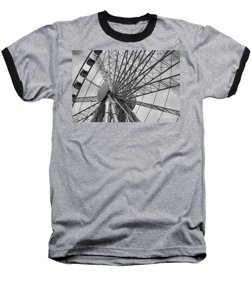 Spining Wheel  Baseball T-Shirt