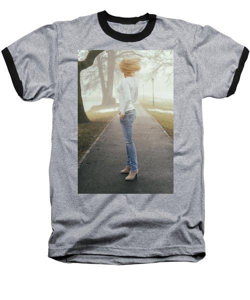 Spinning Baseball T-Shirt