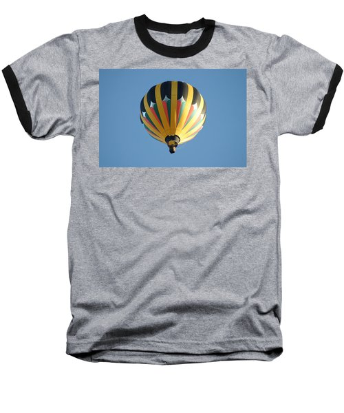 Baseball T-Shirt featuring the digital art Spinning Top by Gary Baird