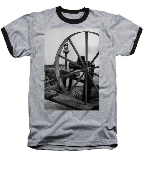 Spinning Wheel At Mount Vernon Baseball T-Shirt