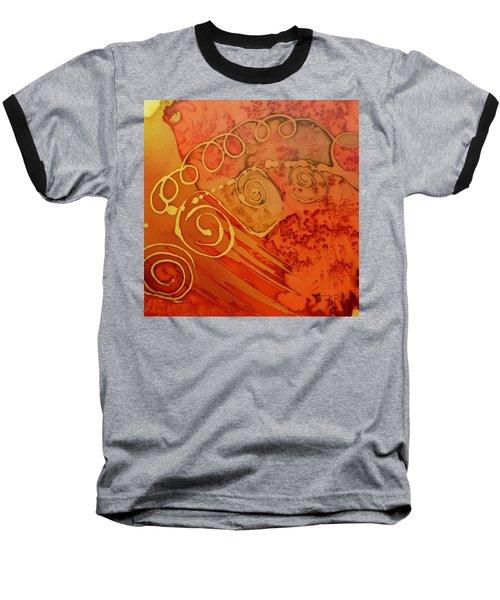 Spiral Baseball T-Shirt
