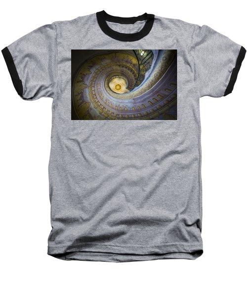 Spiral Staircase Melk Abbey I Baseball T-Shirt