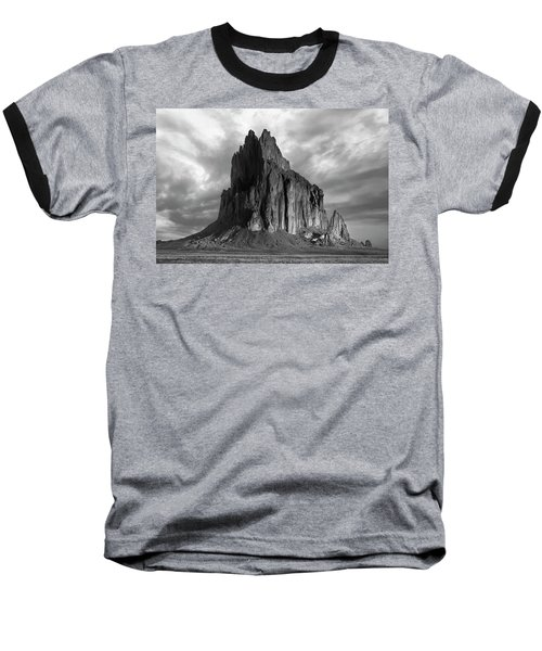 Baseball T-Shirt featuring the photograph Spire To Elysium by Jon Glaser