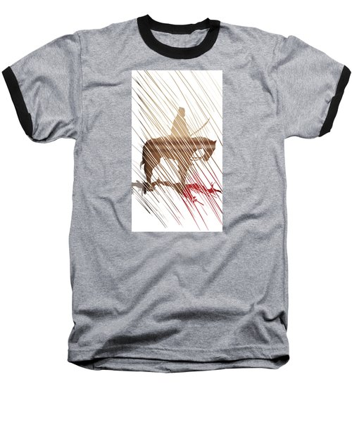 Spirit Animal . War Horse  Baseball T-Shirt