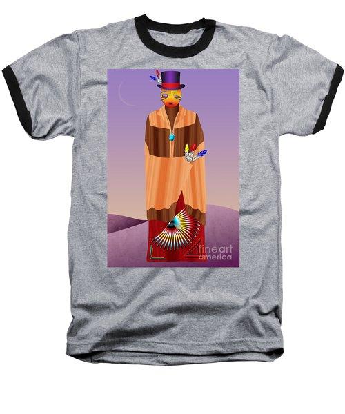 Spirit Civilized Baseball T-Shirt