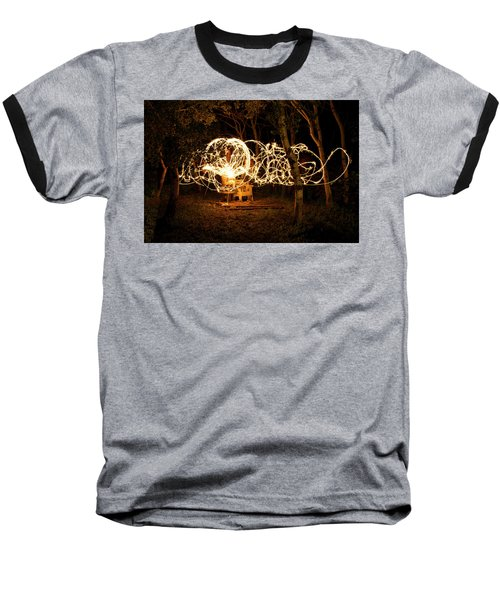 Spirit Dance Baseball T-Shirt